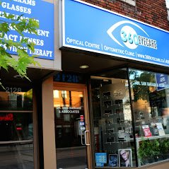 optometrist danforth