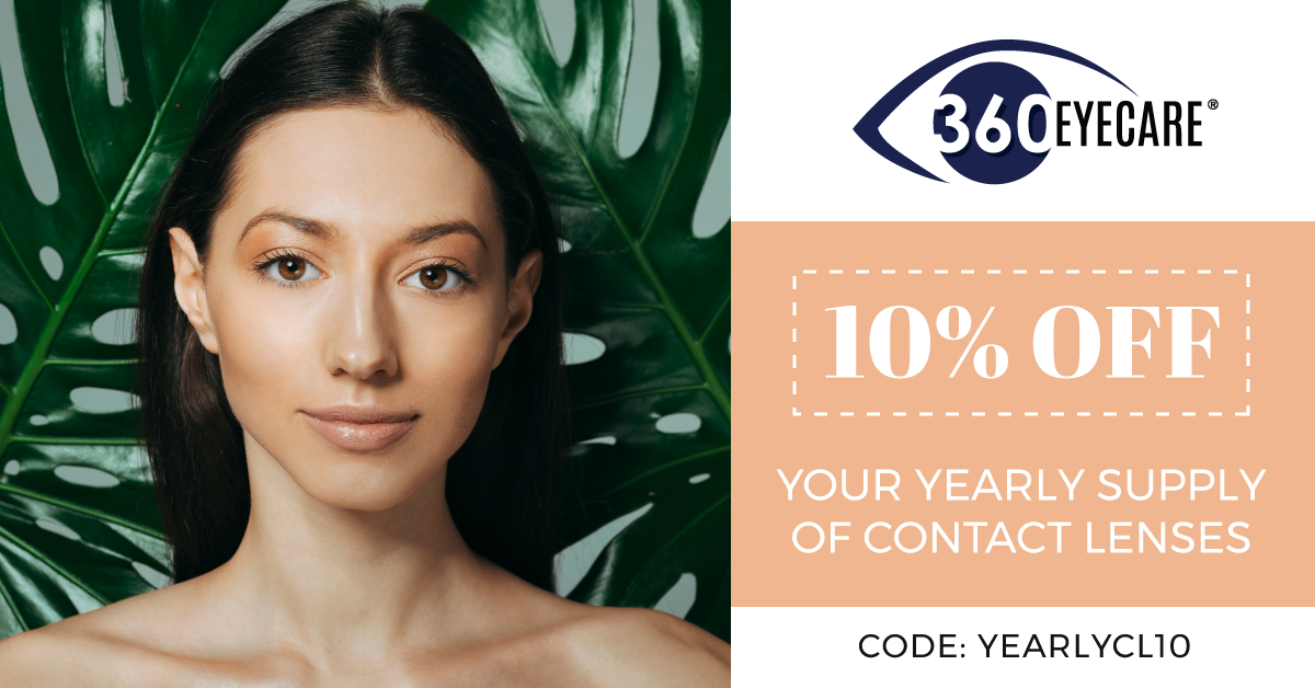 360 eyecare - contact lens ad - june