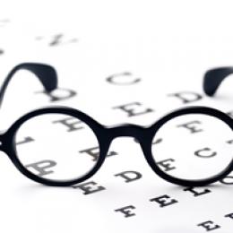 Eye Exam and a Contact Lens Exam